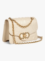 Salvatore Ferragamo Quilting Shoulder Bag 2