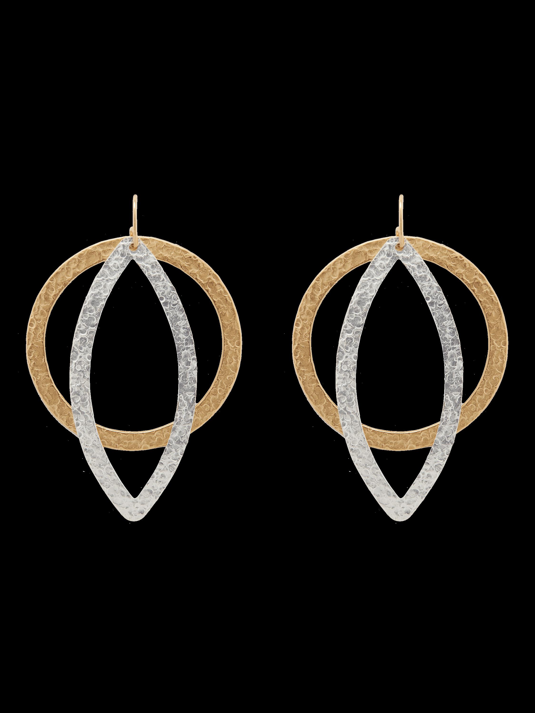 Paris Moonlight Earrings