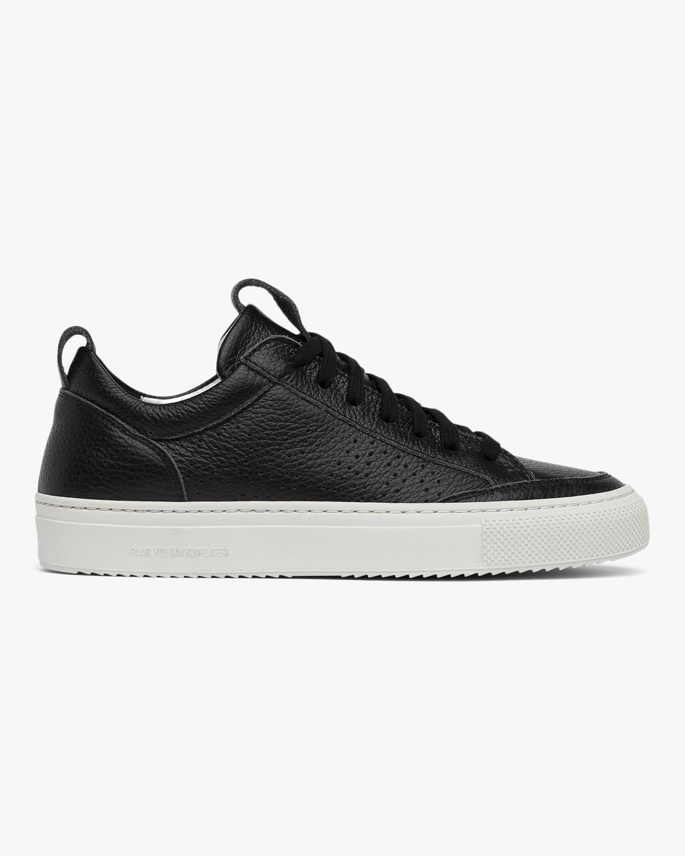 Men's Black Soho Sneaker