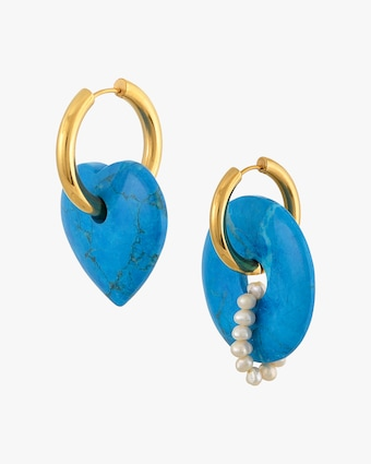 Mayol Addicted to Love Hoop Earrings 1