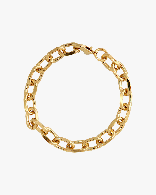 Joolz by Martha Calvo Celine Chain-Link Bracelet 0