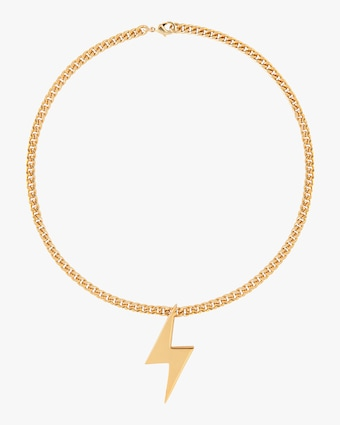 Joolz by Martha Calvo High Volt Pendant Necklace 1