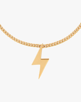 Joolz by Martha Calvo High Volt Pendant Necklace 2