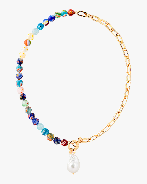Milos Toggle Necklace