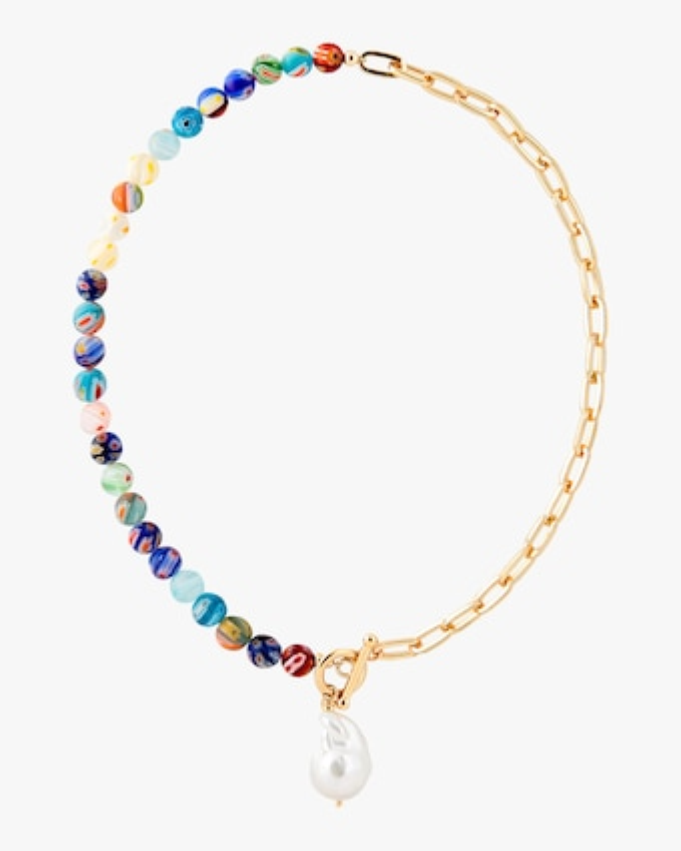 Joolz by Martha Calvo Milos Toggle Necklace 1