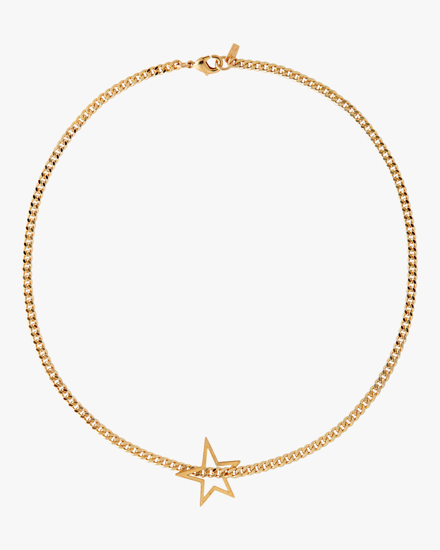 Joolz by Martha Calvo Shooting Star Curb Necklace 0