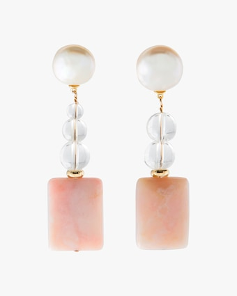 Joolz by Martha Calvo Spritz Drop Earrings 1