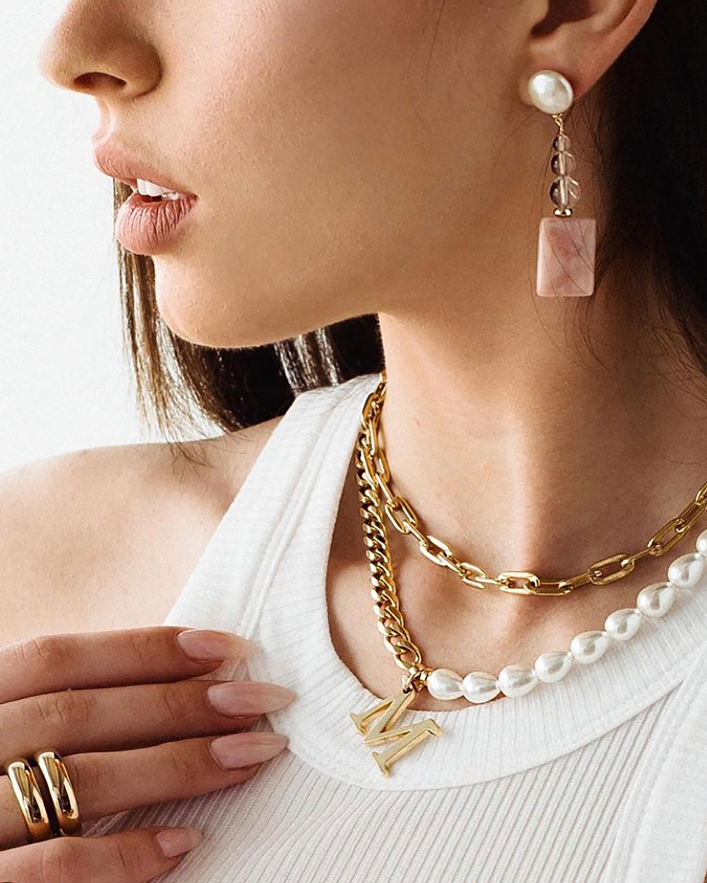 Joolz by Martha Calvo Spritz Drop Earrings 1