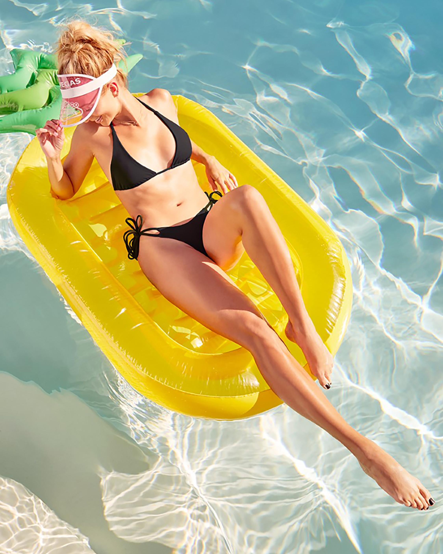 Gemma Triangle Bikini Top