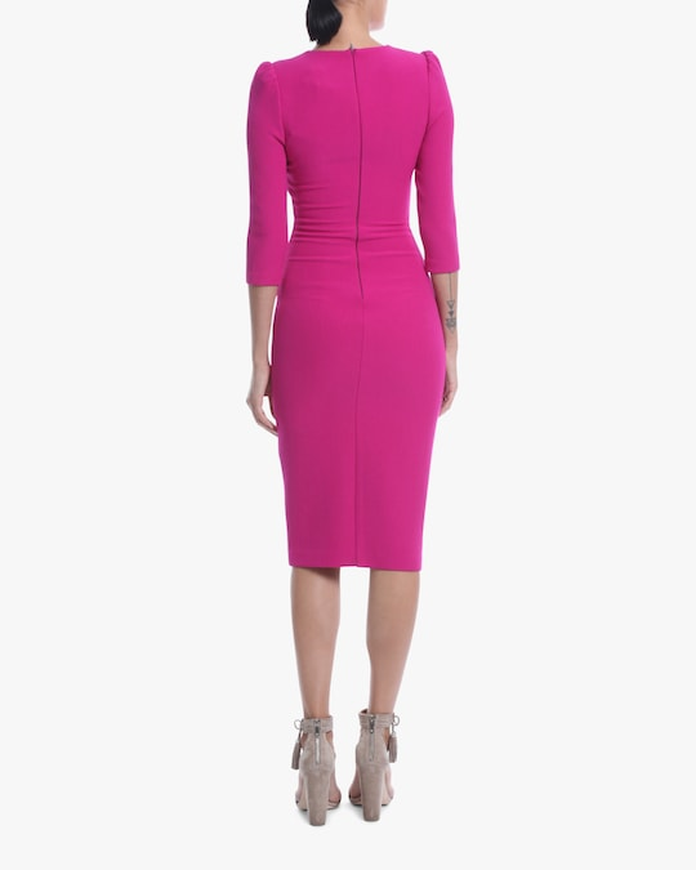 Badgley Mischka Day Dress 1