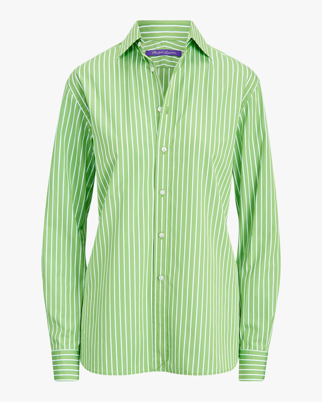 Ralph Lauren Collection Rowland Boyfriend Shirt 0
