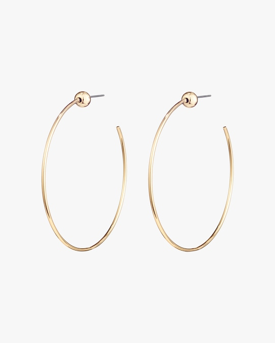 Jenny Bird Icon Hoop Earrings 0