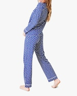 Stripe & Stare Polka Dot Pajama Set 1