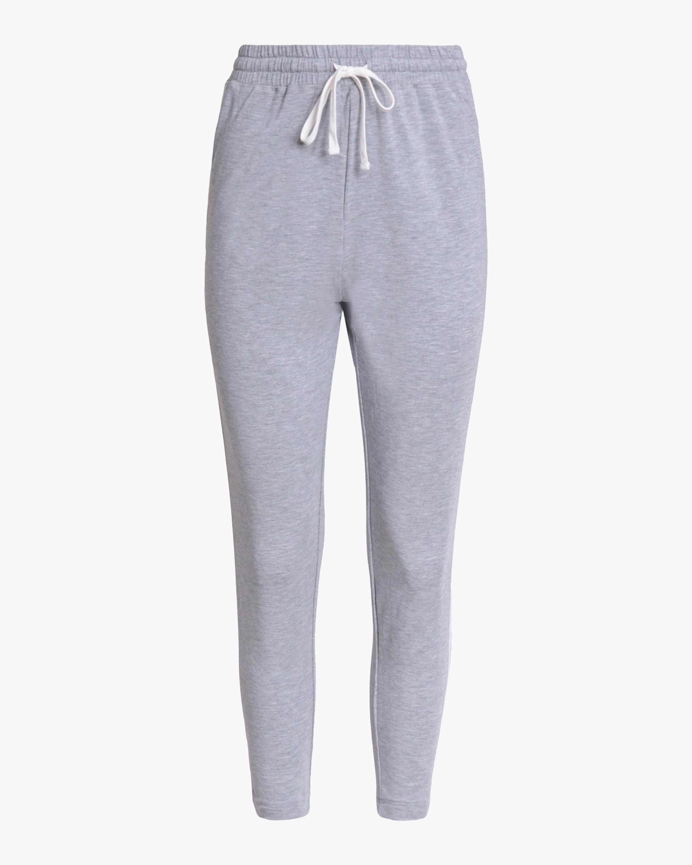 Grey Stripe Pants