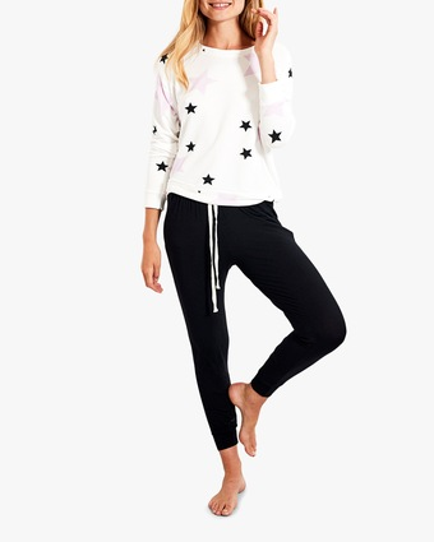 Stripe & Stare Star Crewneck Sweatshirt 1