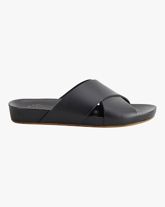 Doris Vacchetta Leather Sandal