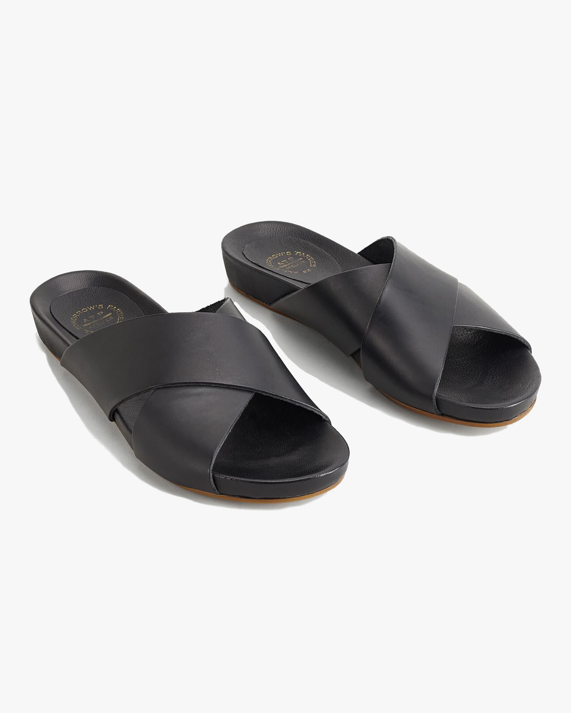 Doris Vacchetta Leather Sandal