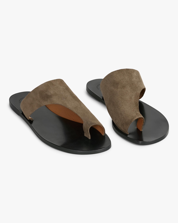 Rosa Suede Sandal