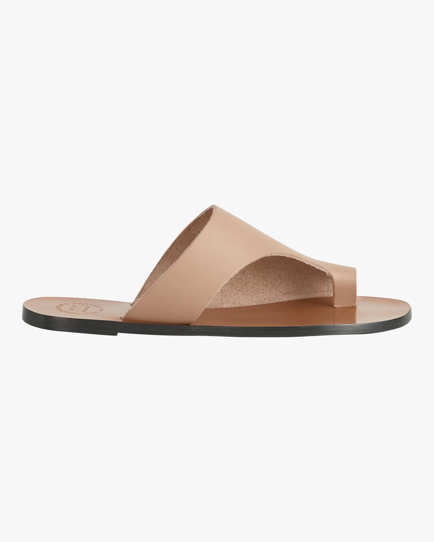 ATP Atelier Rosa Vachetta Leather Sandal 1