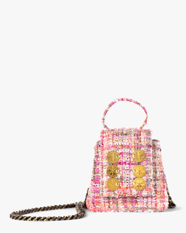 Kooreloo Monaco Tweed Mini Bag 0