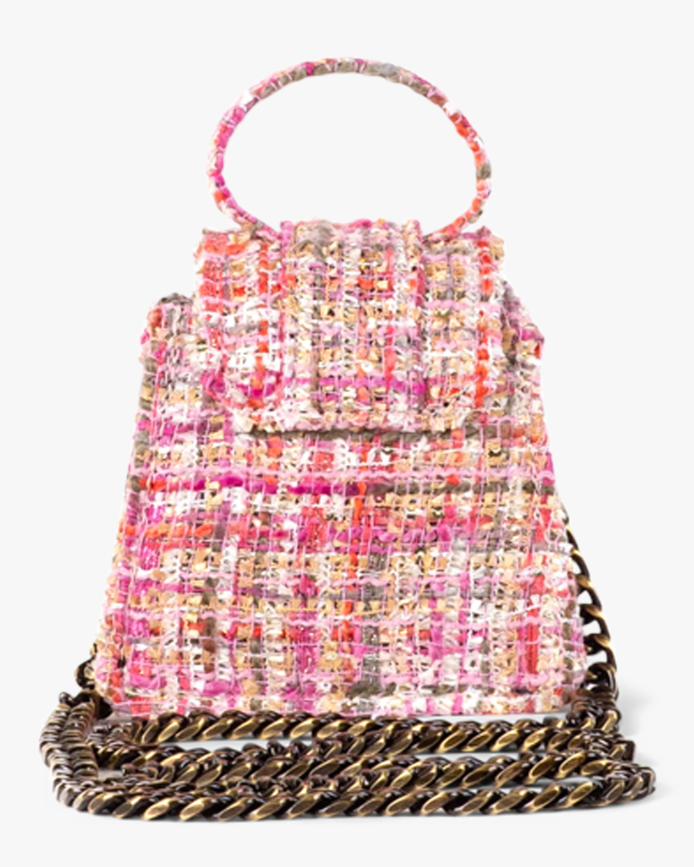 Kooreloo Monaco Tweed Mini Bag 2