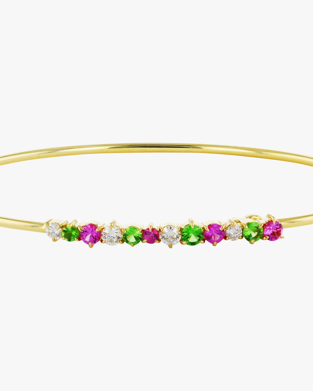 Bloom Enchanted Wire-Strap Bracelet