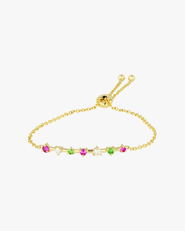 Bloom Enchanted Bar Chain Bracelet