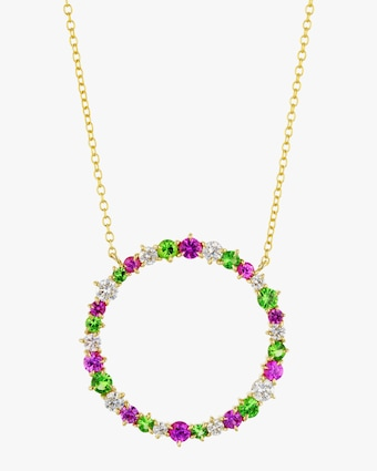 Bloom Enchanted Large Loop Necklace