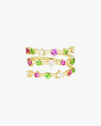 Phillips House Bloom Enchanted Layer Wrap Ring 1