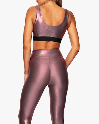 Heroine Sport Rose Gold Marvel Sports Bra 2
