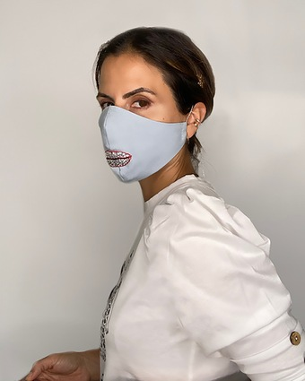 Valentina Shah Kiss Kiss Mask 2