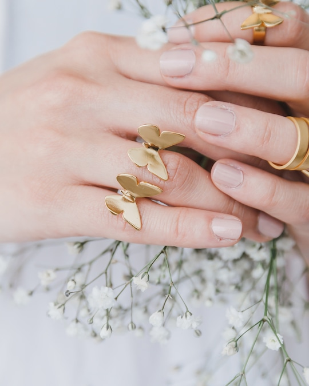 Lina Hernandez Albert Butterfly Ring 1