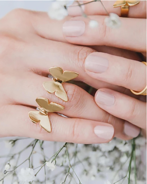 Lina Hernandez Albert Butterfly Ring 2