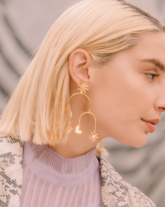 Magic Mobile Earrings