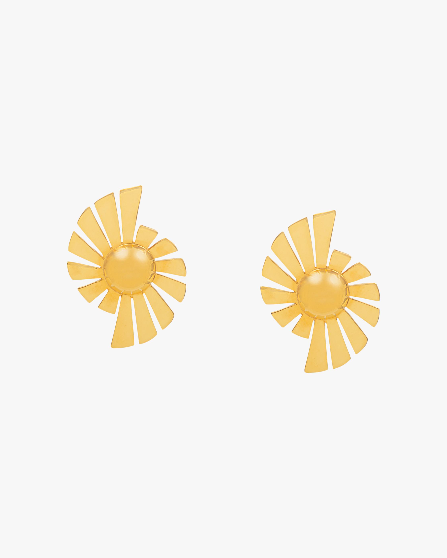 Caro Prism Studs Earrings