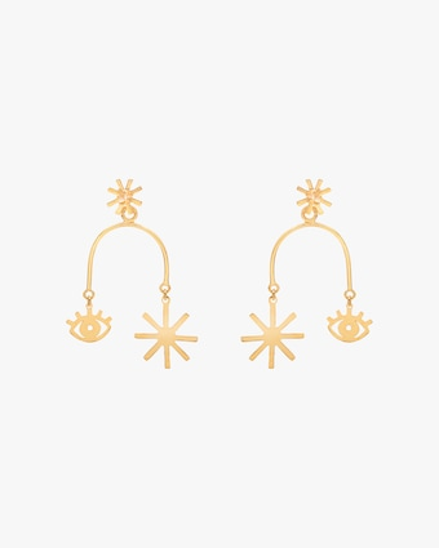 Luciana's Mobile Earrings