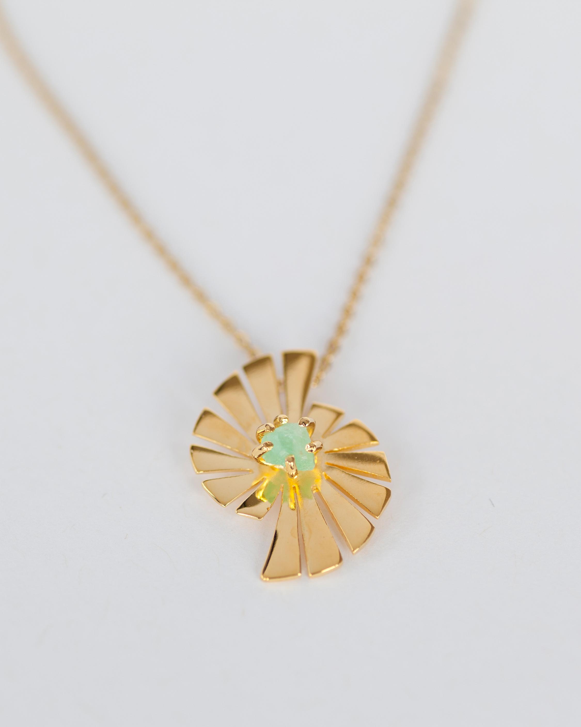 Caro Prism Necklace