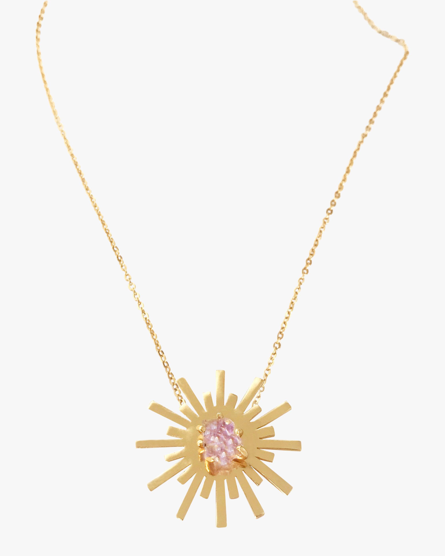 Luciana Starburst Necklace