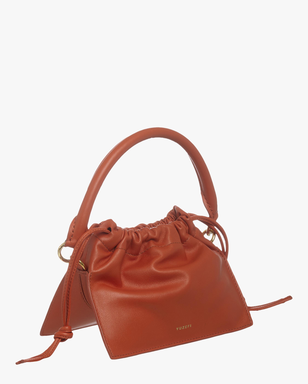 Yuzefi Tan Mini Bom Handbag 3