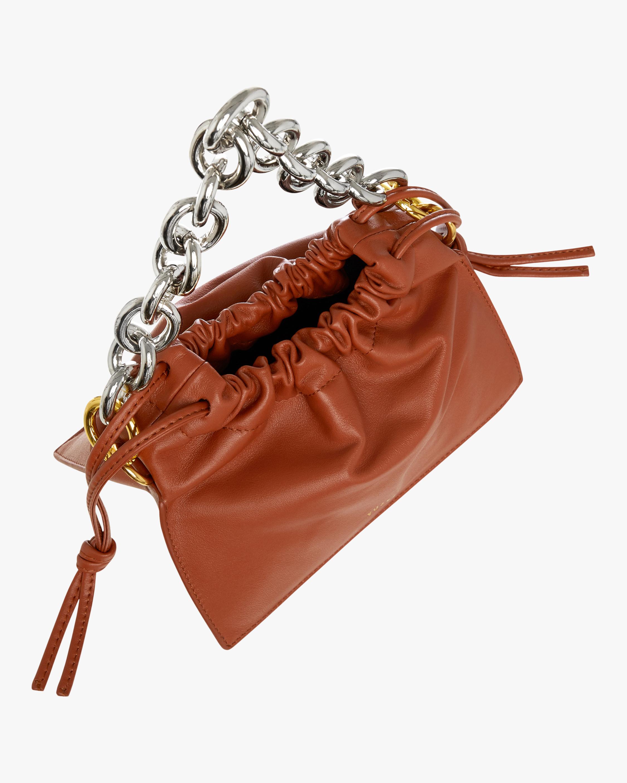 Yuzefi Tan Mini Bom Handbag 4