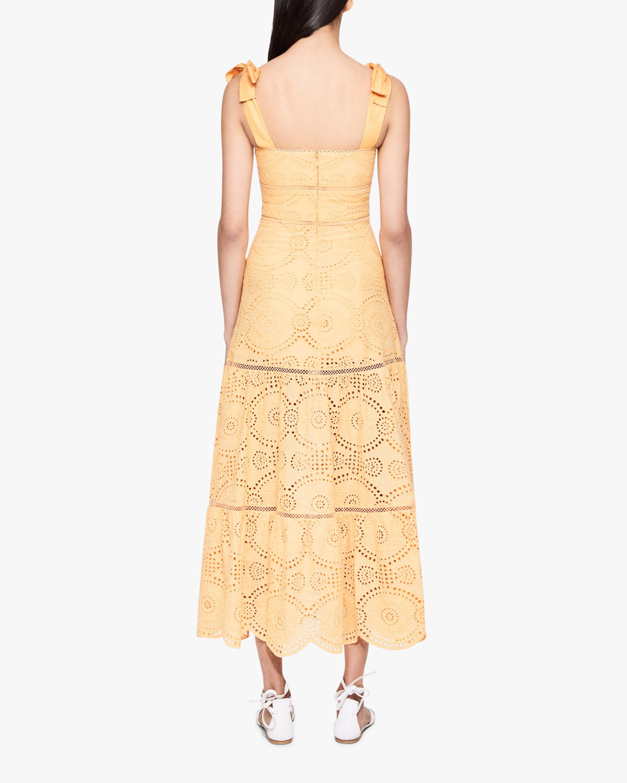 Jonathan Simkhai Nicole Midi Dress 1