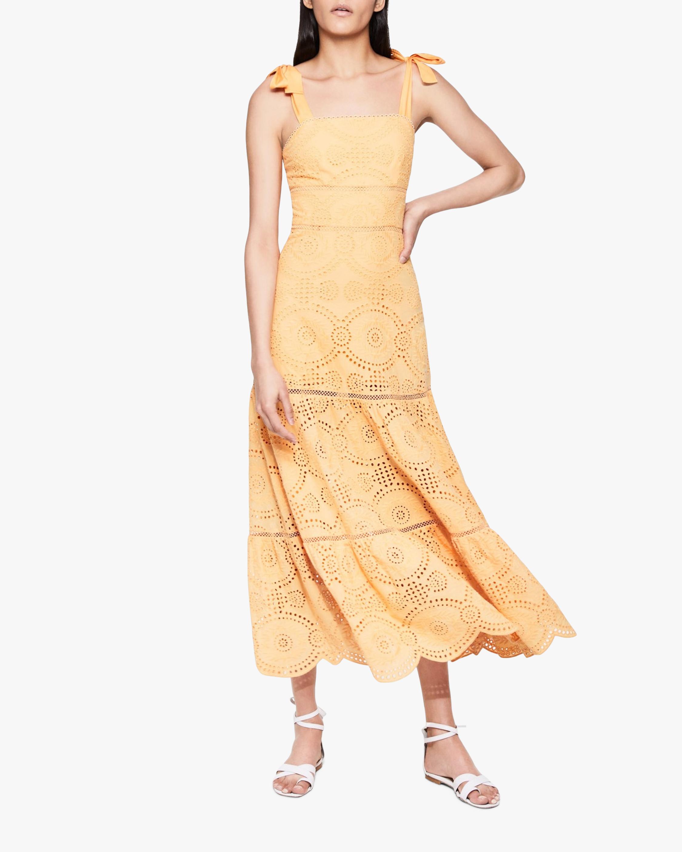 Jonathan Simkhai Nicole Midi Dress 2