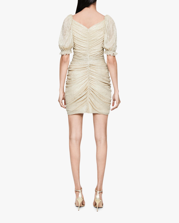 Jonathan Simkhai Nina Wrap Mini Dress 1