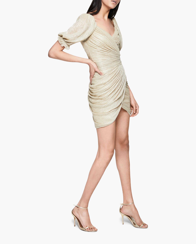 Jonathan Simkhai Nina Wrap Mini Dress 2