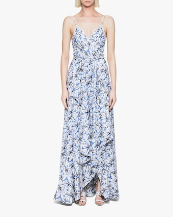 Ava Wrap Gown