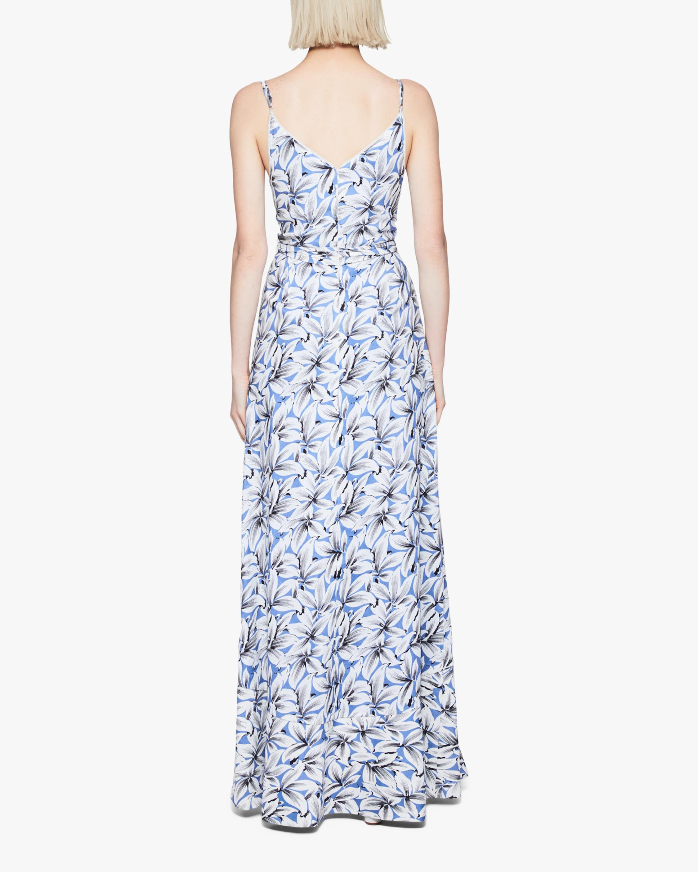 Jonathan Simkhai Ava Wrap Gown 1