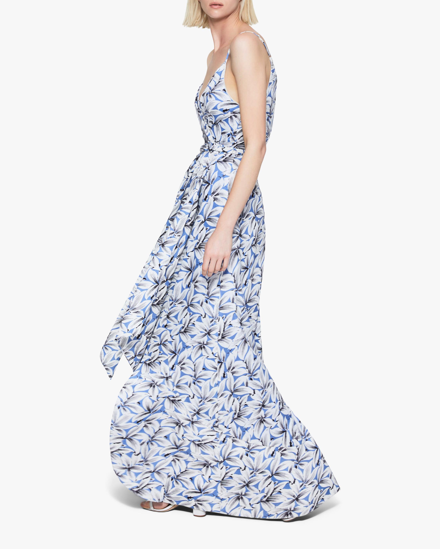 Jonathan Simkhai Ava Wrap Gown 2