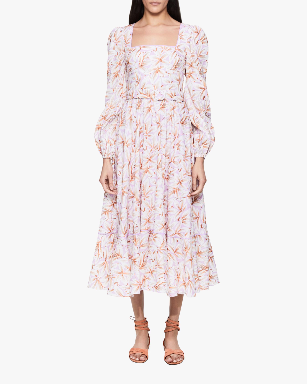 Jonathan Simkhai Ella Midi Dress 1