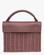 Wicker Wings Kuài Handbag 0