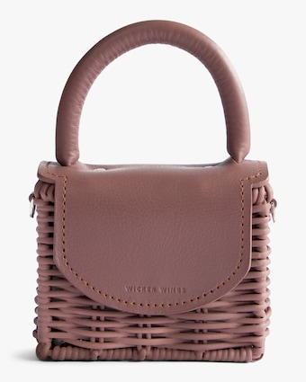 Wicker Wings Micro Babing Handbag 1